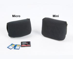 OP/TECH Soft Pouch™  D-Micro - husa neopren neagra [3]