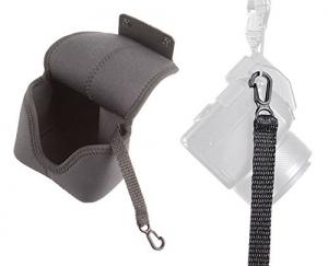 OP/TECH Soft Pouch™  D-Micro - husa neopren neagra [4]