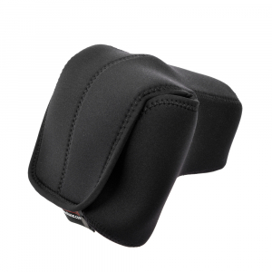 OP/TECH Soft Pouch™ D-Midsize PRO - husa neopren neagra2