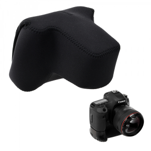 OP/TECH Soft Pouch™ D-PRO Black - husa neopren neagra1
