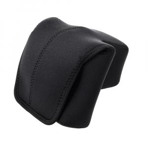 OP/TECH Soft Pouch™ D-PRO Black - husa neopren neagra2