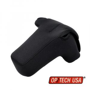 OP/TECH Soft Pouch™ D-PRO Zoom - husa neopren neagra0