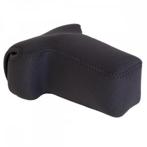 OP/TECH Soft Pouch™ D-SLR - husa neopren neagra0