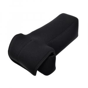OP/TECH Soft Pouch™ D-SLR Tele Black - husa neopren neagra [2]