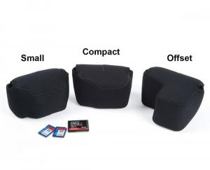 OP/TECH Soft Pouch™ D-Small - husa neopren neagra [2]