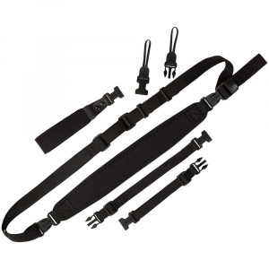 OP/TECH USA Super Classic Combo , set 3 curele : Shoulder Sling/ Neck Strap/ Wrist Strap  0