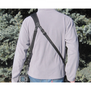 OP/TECH Utility Sling-Duo (Black)   - Sistem sustinere doua aparate1