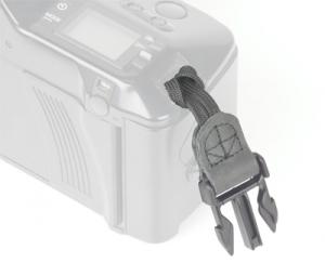 "OP/TECH Utility Strap™ - 3/8"" Black - Curea de umar3"