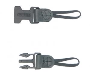 "OP/TECH Utility Strap™ - 3/8"" Black - Curea de umar2"