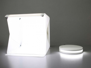 Orangemonkie Foldio 3 + Foldio 360 Cort Foto LED cu Masa Rotativa3