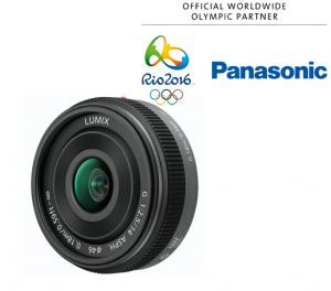 Panasonic 14mm f/2.5 Pancake negru - montura m4/3 (MFT)0