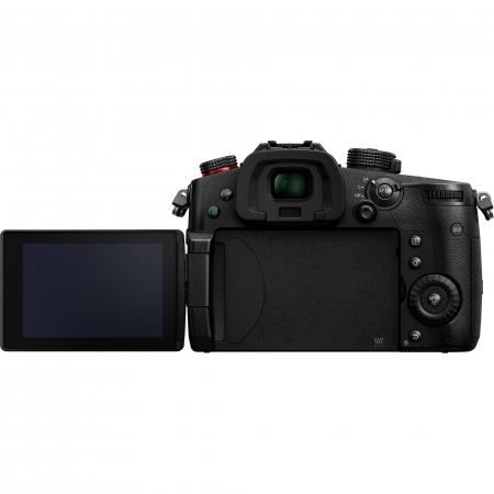 Panasonic  DC-GH5 Mark II negru  -  aparat foto mirrorless hibrid cu obiectiv Lumix G Vario 12-60mm f/3.5-5.6 ASPH. POWER O.I.S [3]