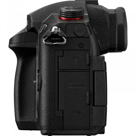 Panasonic  DC-GH5 Mark II negru  -  aparat foto mirrorless hibrid cu obiectiv Lumix G Vario 12-60mm f/3.5-5.6 ASPH. POWER O.I.S [7]