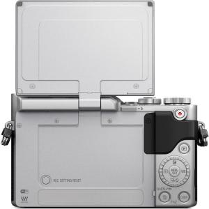 Panasonic DC-GX800 kit G VARIO 12-32 mm f/3.5-5.6 ASPH. MEGA O.I.S. - Argintiu3