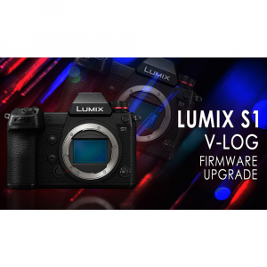 Panasonic DMW-SFU2GU - cod upgrade V-Log pentru Panasonic Lumix DC-S10