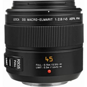 Panasonic Leica DG Macro-Elmarit 45mm f/2.8 ASPH. MEGA O.I.S. - montura M4/3 (MFT) [0]