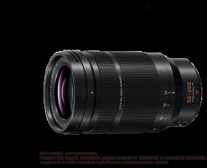 Panasonic LEICA DG VARIO-ELMARIT 50-200mm f/2,8-4 ASPH. POWER O.I.S.- montura m4/3 ( MFT)4