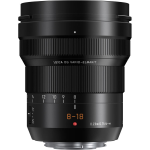 Panasonic Leica DG Vario-Elmarit 8-18mm f/2.8-4 ASPH - montura m4/3 ( MFT) [1]