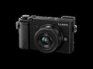 Panasonic Lumix DC-GX9K kit Lumix G Vario 12-32mm f/3.5-5.6 ASPH O.I.S. negru + grip Panasonic DMW-HGR2 [1]