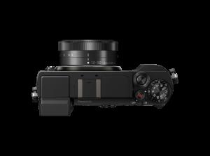 Panasonic Lumix DC-GX9K kit Lumix G Vario 12-32mm f/3.5-5.6 ASPH O.I.S. negru + grip Panasonic DMW-HGR2 [2]