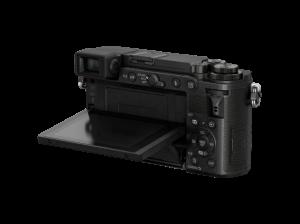 Panasonic Lumix DC-GX9K kit Lumix G Vario 12-32mm f/3.5-5.6 ASPH O.I.S. negru + grip Panasonic DMW-HGR2 [5]