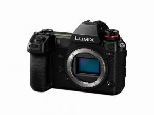 Panasonic  Lumix DC-S1R body -  Aparat Foto Mirrorless Full Frame 47MP , 4K60p9