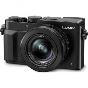 Panasonic Lumix  DMC-LX100 cu filmare 4K -  Black2
