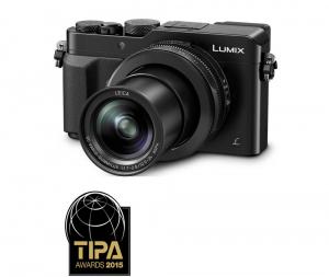 Panasonic Lumix  DMC-LX100 cu filmare 4K -  Black0