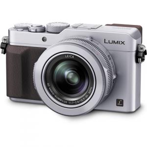 Panasonic Lumix  DMC-LX100 cu filmare 4K -  Silver1