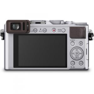 Panasonic Lumix  DMC-LX100 cu filmare 4K -  Silver2