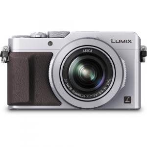 Panasonic Lumix  DMC-LX100 cu filmare 4K -  Silver0
