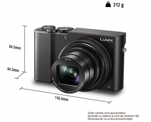 Panasonic Lumix DMC-TZ100 - black6