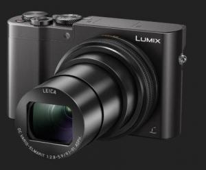 Panasonic Lumix DMC-TZ100 - black2