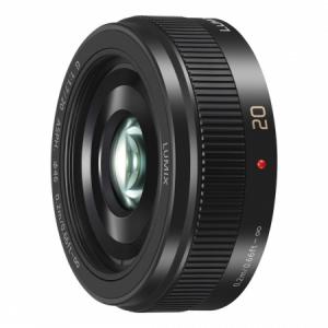 Panasonic Lumix G 20mm f/1.7 II ASPH negru - montura m4/3 (MFT) [1]