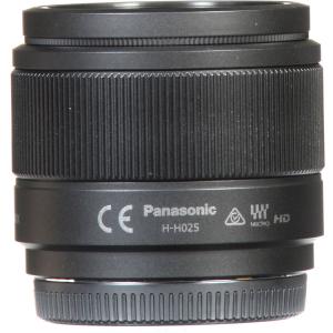 Panasonic Lumix G 25mm f/1.7 ASPH negru - montura m4/3 (MFT)4