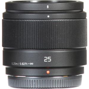 Panasonic Lumix G 25mm f/1.7 ASPH negru - montura m4/3 (MFT)2