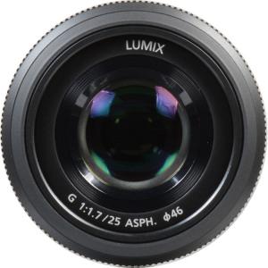 Panasonic Lumix G 25mm f/1.7 ASPH negru - montura m4/3 (MFT)1