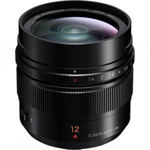 Panasonic Lumix G Leica DG Summilux 12mm f/1.4 ASPH - montura m4/3 (MFT)0