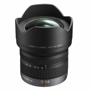 Panasonic Lumix G Vario 7-14mm f/4 , obiectiv m4/3 (MFT) [0]