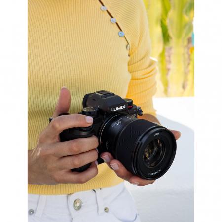 Panasonic Lumix S 50mm f/1.8 - obiectiv montura L pentru Full Frame [9]