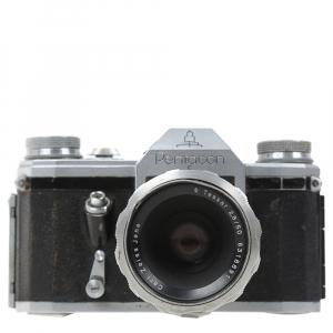 Pentacon F, Tessar2,8/50mm1
