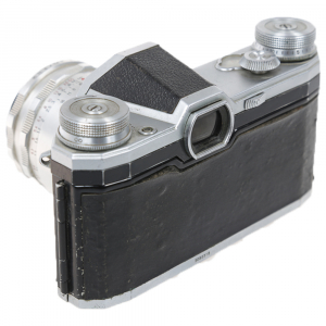 Pentacon F, Tessar2,8/50mm6