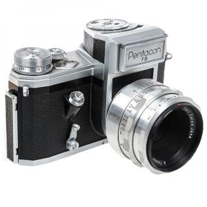 Pentacon FB, Tessar 2,8/50mm4