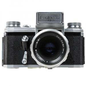 Pentacon FB, Tessar 2,8/50mm1