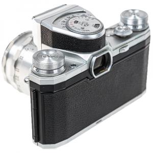 Pentacon FB, Tessar 2,8/50mm8