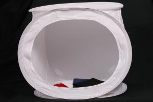 Phottix cort fotografie de produs sau macro 40cm  x  40 cm x 40cm + 2 x Lampa Fluorescenta cu lumina continua3