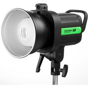 Phottix Indra500LC TTL (Canon) - blitz studio 500W cu acumulator0