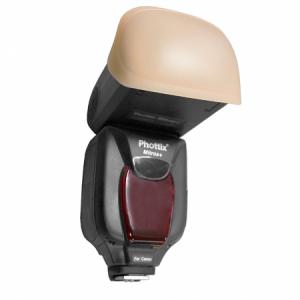 Phottix Mitros Flash Diffuser 1/2 CTO color  [1]