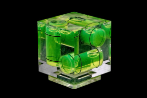 Phottix nivela pentru patina, 3D (bula nivel) [3]