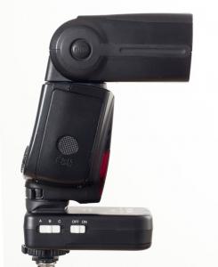 Phottix Odin TTL flash receptor pentru Canon1